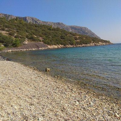 Mikri Lakka Beach