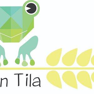 Toivon Tilan logon eläin on Toivo Sammakko