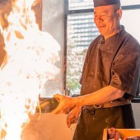 Teppanyaki as its best!