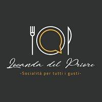 Logo della Locanda del Priore - Socialità per tutti i gusti