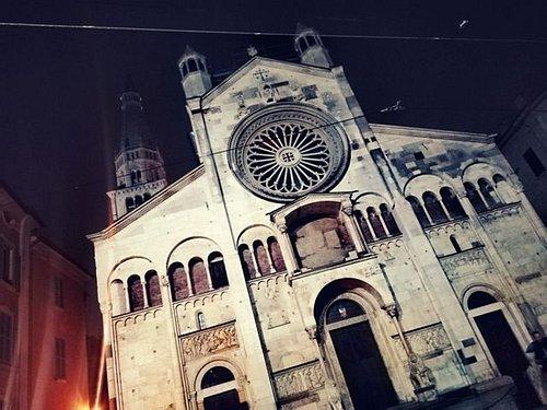 Esterno Chiesa S.Francesco - Modena