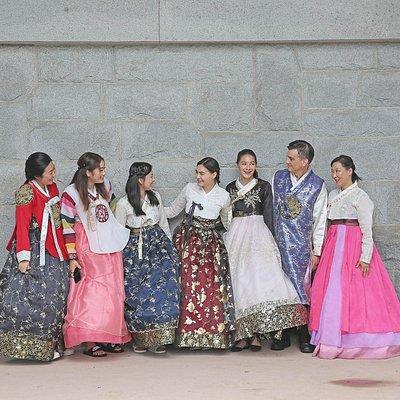Gyeongbokgung Hanbok Photoshoot Package