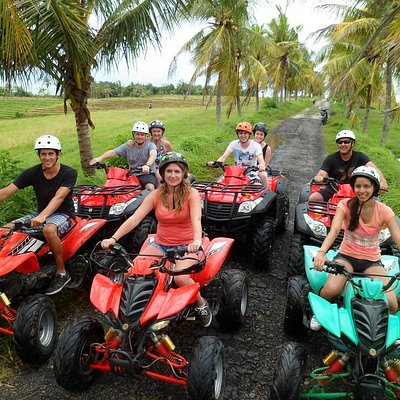 My ATV Bali