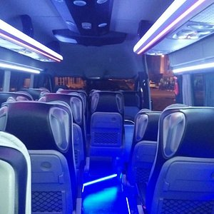 Our new 18 seat Minibus adds to the fleet of vehicles available for your Marrakech Airport transfer to your Hotel.