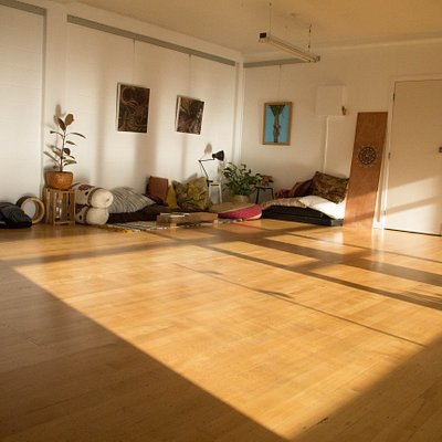 Our gallery and space for rent
