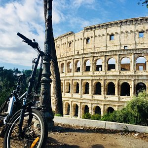 Maximixe your time in Rome with an E-bike...