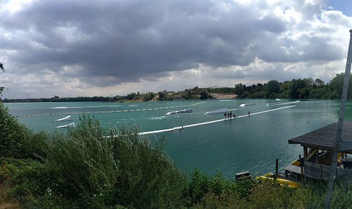 The Cable Park :) - So sick!