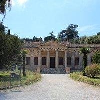 Palast von außen