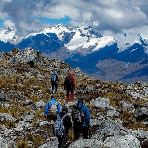 Salkantay Trail 5 Days