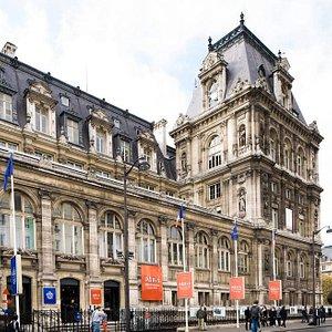 Office du Tourisme et des Congrès de Paris, Hôtel de Ville - 29 rue de Rivoli (Paris 4ème)