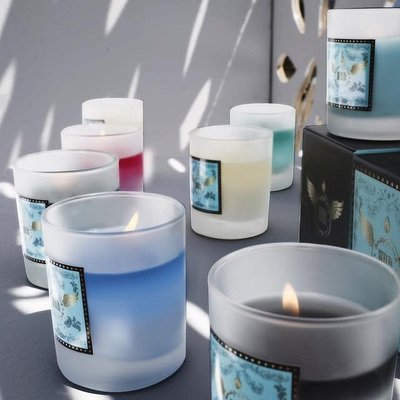 Top fragrance candles
