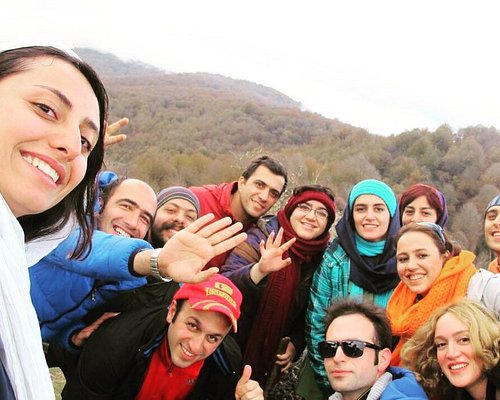 """Alimestan forest in the north of Iran during the first """"one travel_one book"""" tour! We visited the outstandingly beautiful forest while listening to a short book read by its authur to us!"""