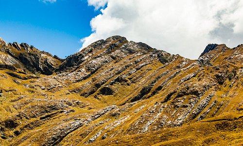 Hills just west of Laguna Huachucocha