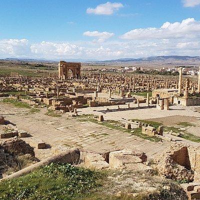 Site Historique de Timgad