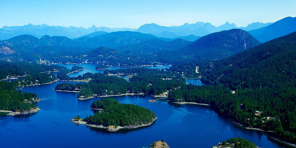 Pender Harbour is a collection of small protected coves and harbours. Between Pender Harbour and Egmont, we have 10 beautiful freshwater lakes, and plenty of hiking trails.