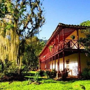 1800's Hacienda