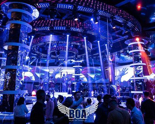 BOA Beat of Angels Club - Bucharest