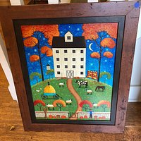 An original by Mary Charles Dutchland Galleries