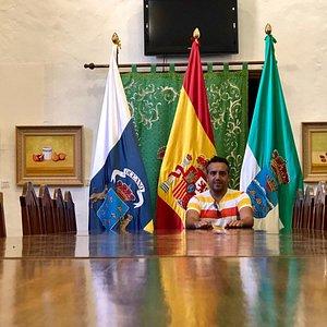 Salón del Palacio