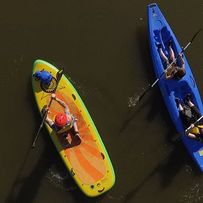 Check out our Kayak and Paddleboard Rentals or our Kayak or Paddleboard River Trip. Single and Tandem Kayaks available