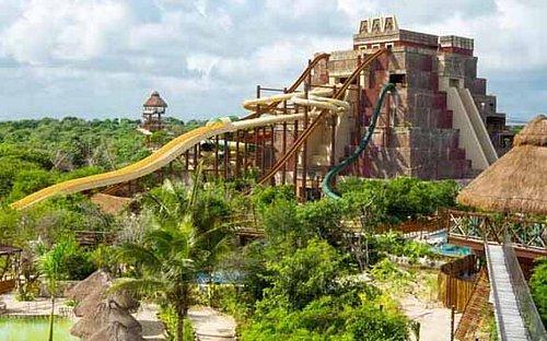 Disfruta de una aventura única en México y el Caribe, descubre Mayá, Lost Mayan Kingdom en hermoso pueblo de Mahahual, Quintana Roo. Pregunta por nuestros precios especiales para nacionales.