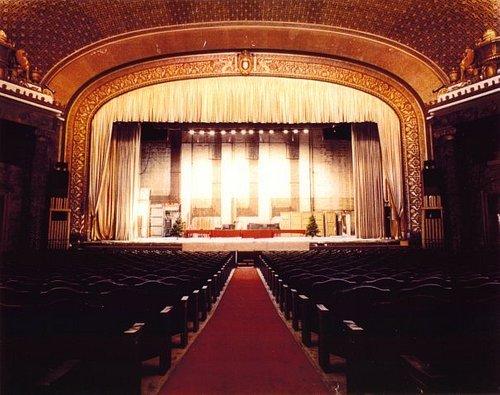 Sarah Vaughan Concert Hall