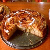 Il Carrello dei dolci con Crostata alla Nutella, Torta di Mele e l'eccellente Tiramisù