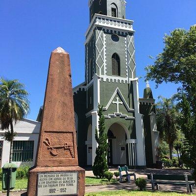 Igreja Luterana em Imigrante RS