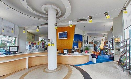 Espace accueil Office de Tourisme © Office de Tourisme Intercommunal de Limoges