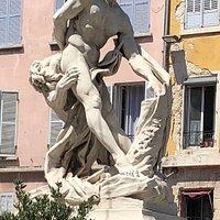 Statue Milon de Crotone
