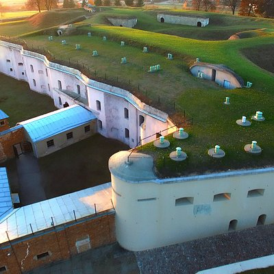 The Ninth fort - the fortification of Kaunas fortress. Photo by Sudio RaR.