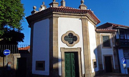 Capela de Nossa Senhora dos Remédios, Viseu, Portugal
