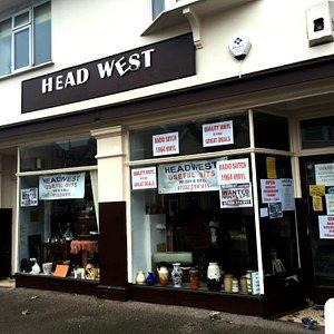 Head West Collectables, West Shore, Llandudno