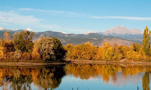 Longs Peak, our 14,000 foot peak and namesake to Longmont.