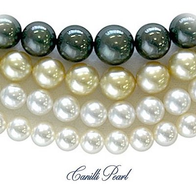 Canilli Pearl Tokyo: Our Pearl Necklaces