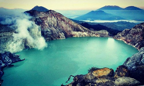 Mr.Edu, from Java Private Tour will gives you a little insight into what is expected when you visiting Ijen Crater - East Java