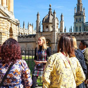 Oxford Student Tour Guides