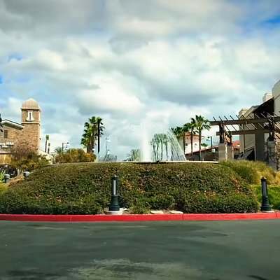 Otay Ranch Town Center 13 minutes drive to the east of Chula Vista dentist Perfect Smiles California