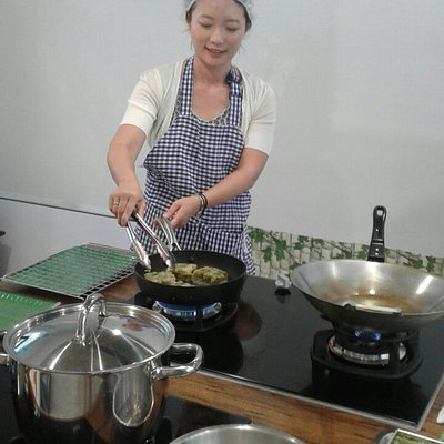 Everyone can join & learn how to cook delicious dishes with us.