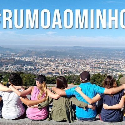 #RumoAoMinho