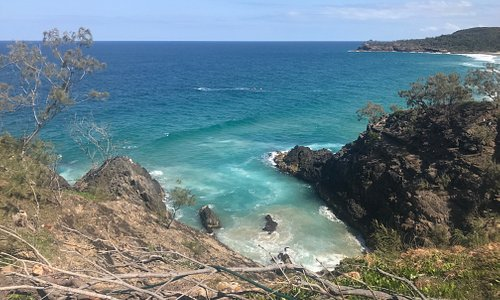 Amazing hike in Noosa Heads Australia