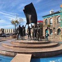 Liberation Square Sculture