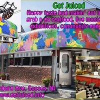 Get Juiced Health Bar, Sussex, NJ