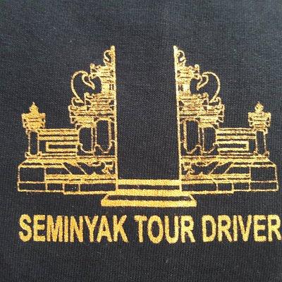 Seminyak Tour Driver Logo