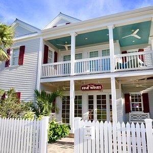 Scenes from Key West Fine Wines