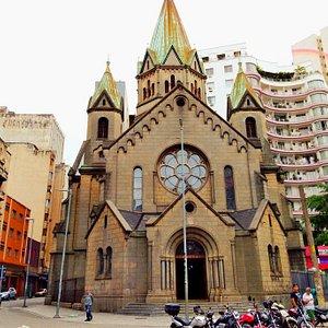 โบสถ์คาทอลิก Paróquia Nossa Senhora da Conceição Santa Ifigênia