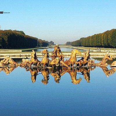 Versailles, Apollo Fountain