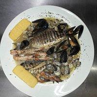El Mare in tecia secondo el Francesco (il cuoco)