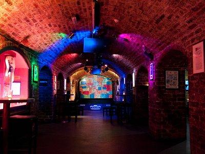 Cavern Club main stage