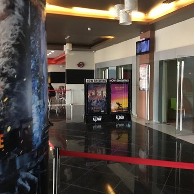 November 2018 AlNor Cinemas 1 and 2.